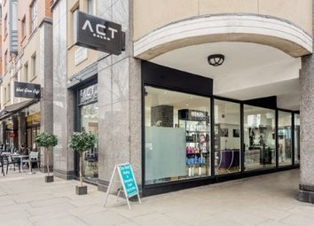 Thumbnail Commercial property for sale in Westbourne Grove, London