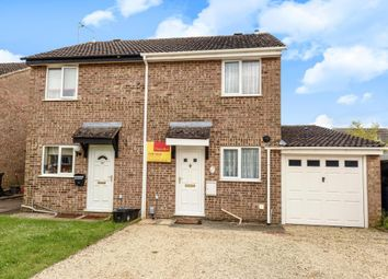 Thumbnail 2 bedroom semi-detached house to rent in Mayfield Close, Carterton