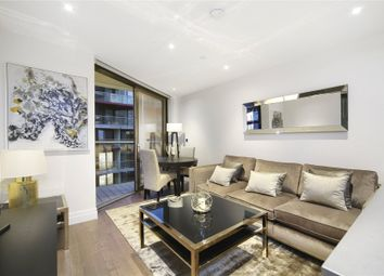 Thumbnail 2 bed flat to rent in 4 Riverlight Quay, London