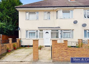 Thumbnail 3 bed maisonette for sale in Rostrevor Gardens, Southall, Middlesex
