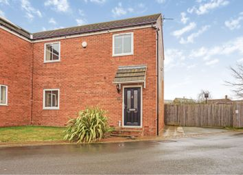 2 bed semi-detached house for sale in Sandringham Court, York YO31