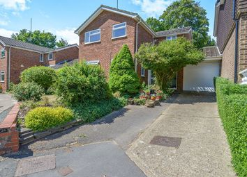 Thumbnail 4 bed detached house for sale in Beechpark Way, Watford