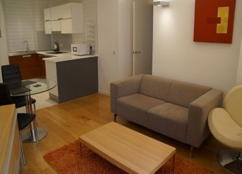 Thumbnail 1 bed flat to rent in Lumiere Building, 38 City Road East, Manchester