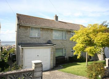 Thumbnail 3 bed semi-detached house to rent in Stunning Sea Views, Pauls Mead, Portland