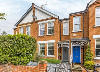 Thumbnail 4 bed terraced house for sale in Coleshill Road, Teddington