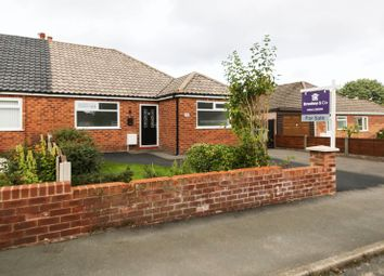 Thumbnail 3 bed semi-detached bungalow for sale in Tennyson Drive, Billinge, Wigan
