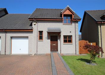 Thumbnail 3 bed semi-detached house for sale in Bain Avenue, Elgin, Moray