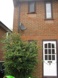 Thumbnail 1 bedroom end terrace house to rent in Watermead Bar Hill, Cambridge, England United Kingdom