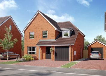 """Thumbnail 3 bedroom detached house for sale in """"Acorn"""" at Sulgrave Street, Barton Seagrave, Kettering"""