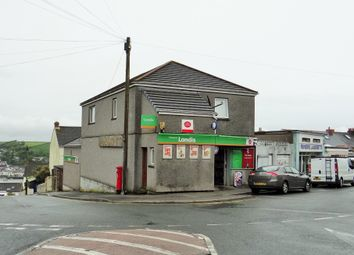 Thumbnail Retail premises for sale in Polwhaveral Terrace, Falmouth, Cornwall