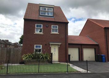 Thumbnail 4 bedroom link-detached house for sale in Hawthorn Street, Derby