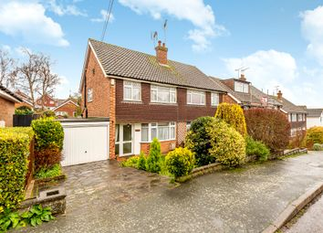 Maude Road, Hextable, Swanley BR8. 3 bed semi-detached house for sale