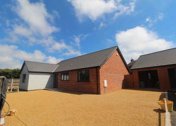 Thumbnail 3 bed detached bungalow for sale in Fell Way, Bradwell, Great Yarmouth