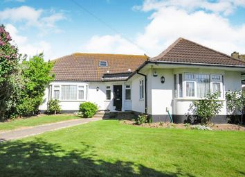 Thumbnail 5 bed detached bungalow for sale in Chester Avenue, Lancing