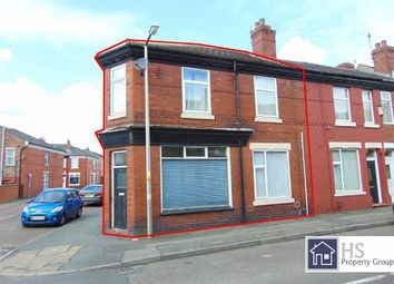 Thumbnail 3 bed terraced house for sale in Stanhope Street, Reddish, Stockport