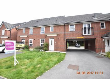 Thumbnail 3 bed terraced house for sale in Patrons Drive, Elworth, Sandbach
