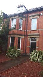 Thumbnail 2 bed flat to rent in Osborne Road, Jesmond