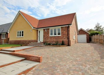 Thumbnail 3 bed detached bungalow for sale in Walton Road, Kirby Le Soken, Frinton On Sea
