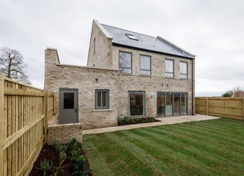 Thumbnail 4 bed semi-detached house for sale in Burfitt Road, Ansford, Castle Cary