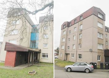 Thumbnail 2 bed flat for sale in 26 And 38, Jerviston Court, Ashmount, Motherwell ML14Bs