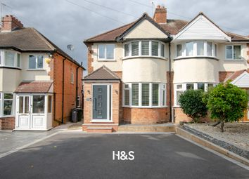 Stroud Road, Shirley, Solihull B90. 3 bed semi-detached house