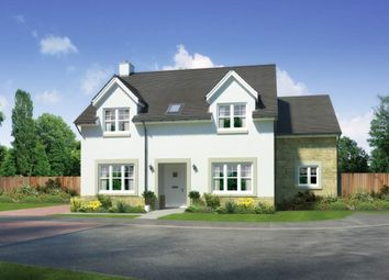 "Thumbnail 4 bed detached house for sale in ""Comrie"" at Lempockwells Road, Pencaitland, Tranent"