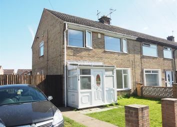 Thumbnail 3 bedroom semi-detached house for sale in Grange Road, Newark
