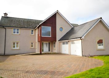 Thumbnail 5 bed detached house for sale in Newbigging Farm, Fossoway