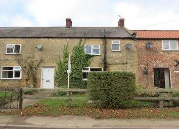 Thumbnail 2 bed terraced house to rent in Great Habton, Malton