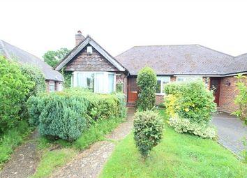 Thumbnail 3 bed semi-detached bungalow for sale in Saffron Platt, Guildford, Surrey