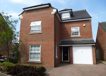 Thumbnail 4 bed detached house to rent in Stirling Avenue, Pinner