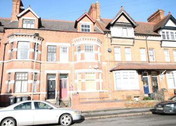 Thumbnail 1 bedroom flat for sale in 89 Clarendon Park Road, Clarendon Park, Leicester