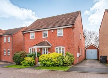 Thumbnail 4 bed detached house for sale in Badgers Croft, Chesterton, Newcastle Under Lyme, Staffordshire