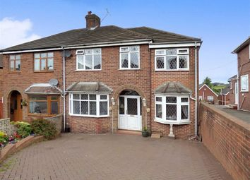 Thumbnail 4 bed semi-detached house for sale in Pennyfields Road, Newchapel, Stoke-On-Trent