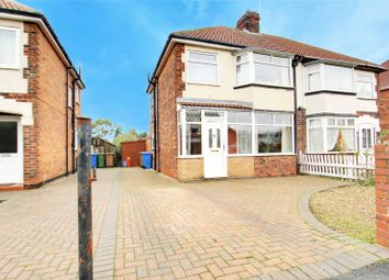 Thumbnail 3 bed detached house for sale in Sheriff Highway, Hedon, Hull, East Riding Of Yorkshire