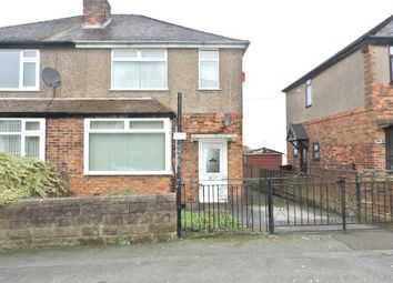 Thumbnail 2 bed semi-detached house for sale in Oaklands Avenue, Newcastle, Staffordshire