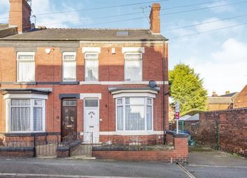 Thumbnail 4 bed end terrace house for sale in Alexandra Road, Mexborough