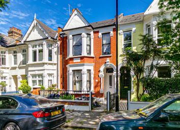 Thumbnail 3 bed terraced house for sale in Hazledene Road, London