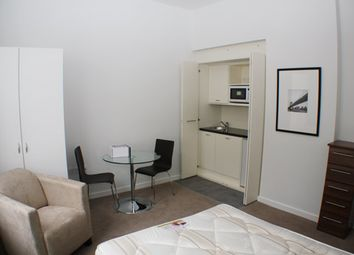 Thumbnail Studio to rent in Gloucester Terrace, London