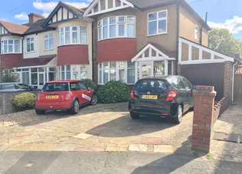 Thumbnail 3 bed terraced house for sale in Priory Avenue, Cheam