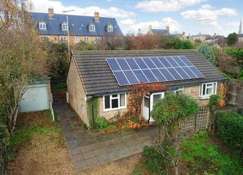 Thumbnail 3 bed detached bungalow for sale in South Road, Oundle, Peterborough