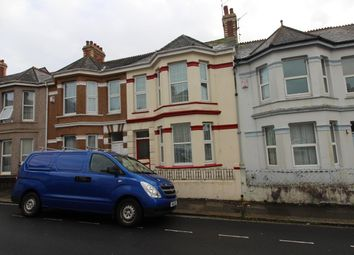 Thumbnail 4 bed terraced house for sale in Warleigh Road, Mutley, Plymouth