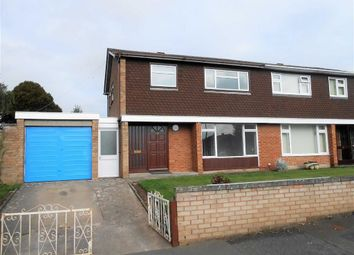 Thumbnail 3 bed detached house to rent in Blenheim Close, Hereford