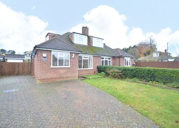 Thumbnail 2 bed semi-detached house for sale in Headington Road, Maidenhead, Berkshire