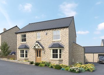 Thumbnail 4 bed detached house for sale in Meltham Grange, Colders Lane, Meltham