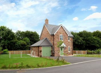 Thumbnail 3 bed detached house for sale in Old Rectory Fields, Waters Upton, Telford