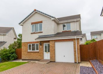 Thumbnail 3 bed detached house for sale in Marriotts Avenue, Camborne