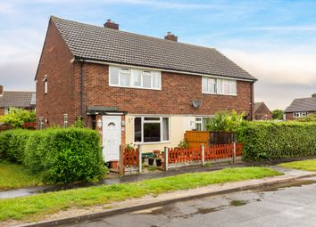 Thumbnail 3 bed semi-detached house for sale in Fordham Way, Melbourn, Royston