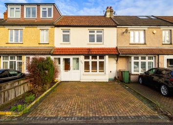 Thumbnail 3 bed terraced house for sale in Malden Road, Cheam, Sutton, Surrey