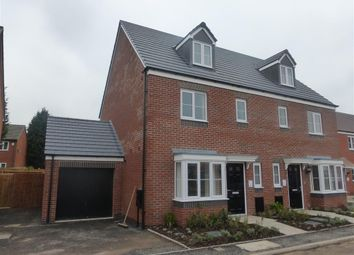 Thumbnail 4 bed property to rent in Tarn Close, Willenhall